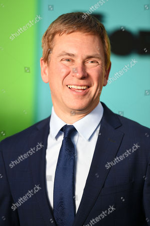 Editorial image of 'The Morning Show' TV show premiere, Arrivals, Lincoln Center's David Geffen Hall, New York, USA - 28 Oct 2019