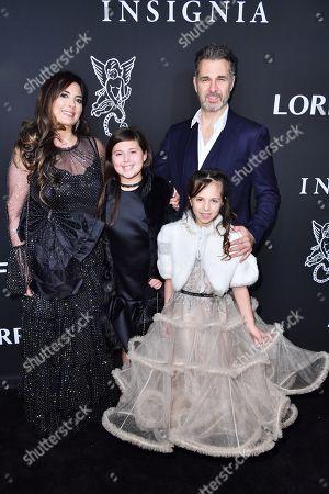 Daniella Rich Kilstock, Richard Kilstock and family