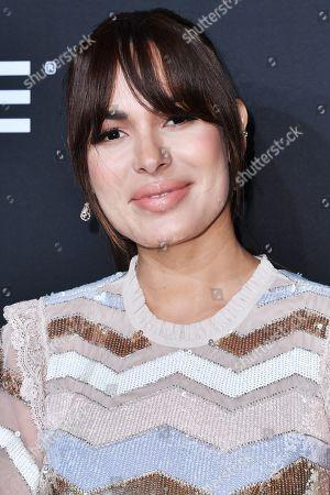 Stock Photo of Nadine Velazquez
