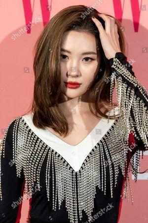 Stock Image of Lee Sun-mi (Wonder Girls - Sunmi)