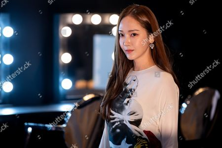 Stock Image of Jessica Jung (Girls' Generation SNSD - Jessica)
