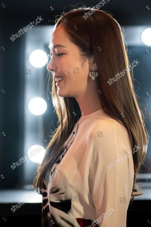 Stock Picture of Jessica Jung (Girls' Generation SNSD - Jessica)