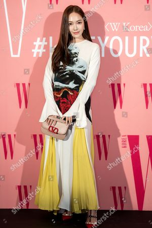 Stock Photo of Jessica Jung (Girls' Generation SNSD - Jessica)