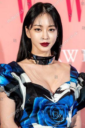 Stock Image of Han Ye-seul