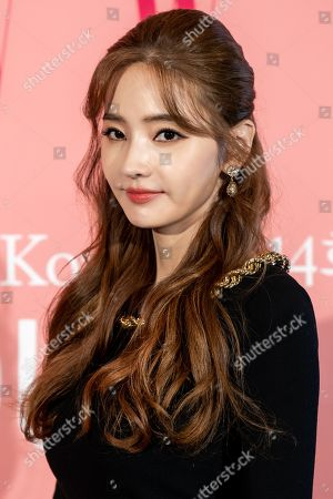 Stock Picture of Han Chae-young