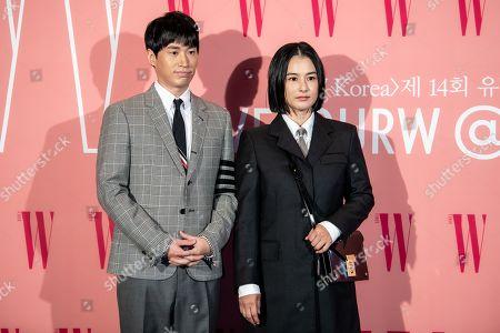 Daniel Armand Lee(Tablo), Kang Hye-jung