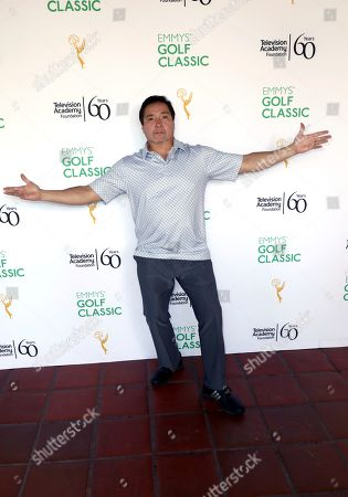 Benito Martinez attends the 20th Annual Emmys Golf Classic at the Wilshire Country Club, in Los Angeles