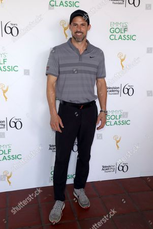 Philip Boyd attends the 20th Annual Emmys Golf Classic at the Wilshire Country Club, in Los Angeles