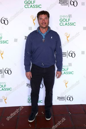 Pat Finn attends the 20th Annual Emmys Golf Classic at the Wilshire Country Club, in Los Angeles