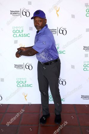 Joe Torry attends the 20th Annual Emmys Golf Classic at the Wilshire Country Club, in Los Angeles