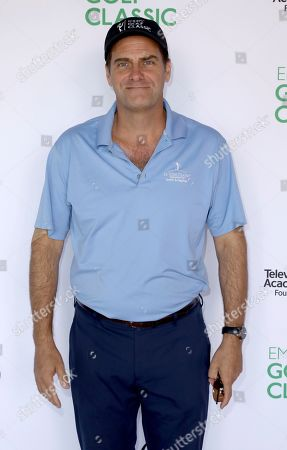 Andy Buckley attends the 20th Annual Emmys Golf Classic at the Wilshire Country Club, in Los Angeles
