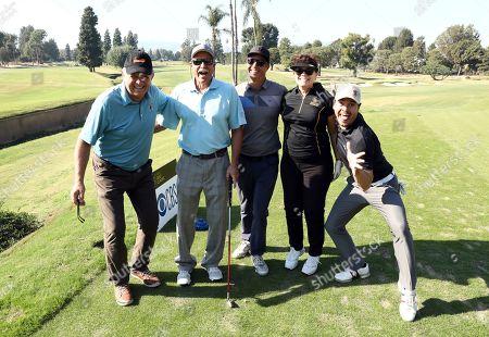 Greg Kasun, Scott Collins, JS Dean, Keiren Fisher and Arturo del Puerto
