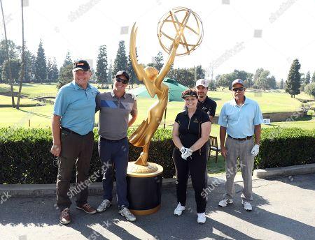 Greg Kasun, JS Dean, Keiren Fisher, Arturo del Puerto and Scott Collins