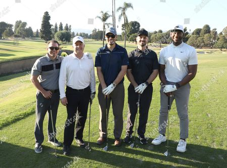 Editorial photo of 2019 Emmys Golf Classic, Wilshire Country Club, Los Angeles, USA - 28 Oct 2019