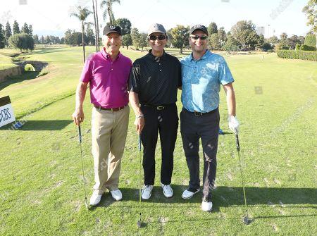 Mike Fottrell, Francis Gyermek and Pat Finn