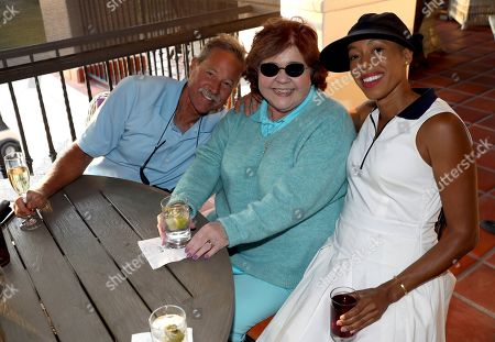 Scott Collins, Patrika Darbo and Andia Winslow