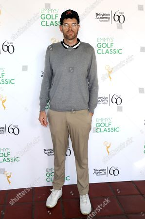 Stock Image of Timothy Simons attends the 20th Annual Emmys Golf Classic at the Wilshire Country Club, in Los Angeles