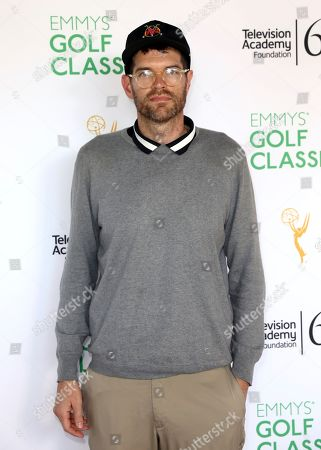 Timothy Simons attends the 20th Annual Emmys Golf Classic at the Wilshire Country Club, in Los Angeles