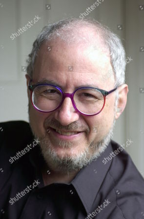 Editorial photo of Evening Standard Arts Editor Norman Lebrecht