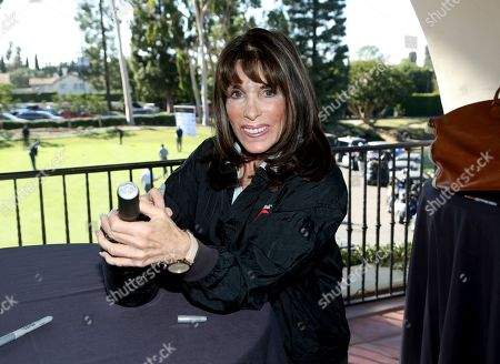 Kate Linder attends the 20th Annual Emmys Golf Classic at the Wilshire Country Club, in Los Angeles