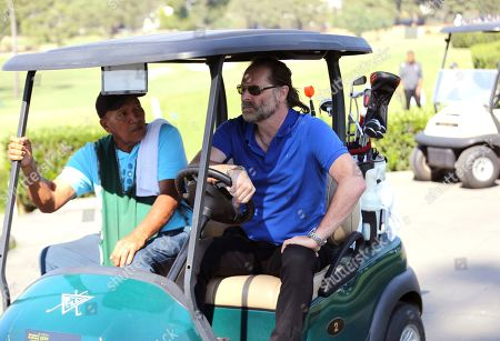 Stock Picture of Jeff Nordling attends the 20th Annual Emmys Golf Classic at the Wilshire Country Club, in Los Angeles