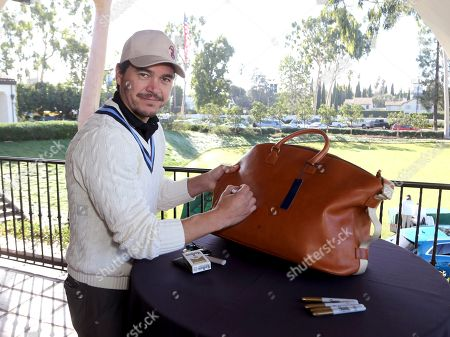 Arturo del Puerto attends the 20th Annual Emmys Golf Classic at the Wilshire Country Club, in Los Angeles