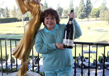 Patrika Darbo attends the 20th Annual Emmys Golf Classic at the Wilshire Country Club, in Los Angeles