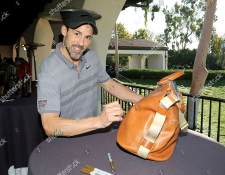 Stock Picture of Philip Boyd attends the 20th Annual Emmys Golf Classic at the Wilshire Country Club, in Los Angeles