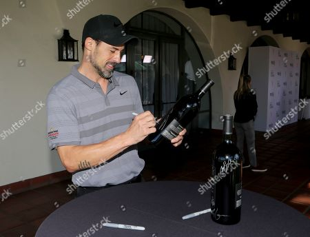 Stock Image of Philip Boyd attends the 20th Annual Emmys Golf Classic at the Wilshire Country Club, in Los Angeles