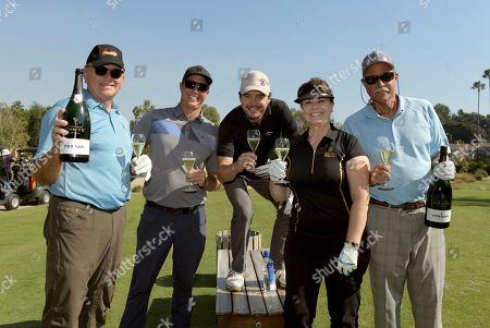 Greg Kasun, JS Dean, Arturo del Puerto, Keiren Fisher and Scott Collins