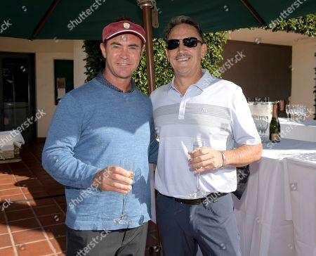 Pat Finn and Barry Becker