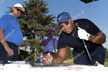 Editorial picture of 2019 Emmys Golf Classic, Wilshire Country Club, Los Angeles, USA - 28 Oct 2019