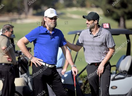 Jeffrey Nordling, Phillip Boyd. Jeffrey Nordling, left, and Phillip Boyd attend the 20th Annual Emmys Golf Classic at the Wilshire Country Club, in Los Angeles