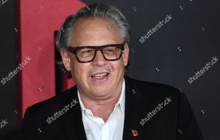 Bill Condon attends the world premiere of 'The Good Liar' in London, Britain, 28 October 2019. The film will be released in UK cinemas on 08 November.