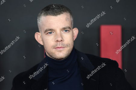 British actor/castmember Russell Tovey attends the world premiere of 'The Good Liar' in London, Britain, 28 October 2019. The film will be released in UK cinemas on 08 November.