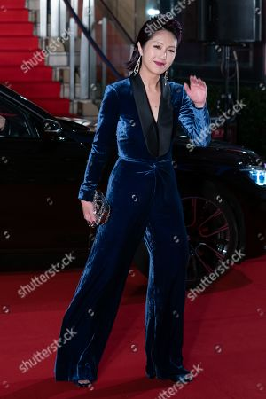 Editorial picture of 32nd Tokyo International Film Festival Opening Ceremony, Tokyo, Japan - 28 Oct 2019