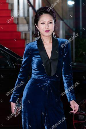 Editorial photo of 32nd Tokyo International Film Festival Opening Ceremony, Tokyo, Japan - 28 Oct 2019
