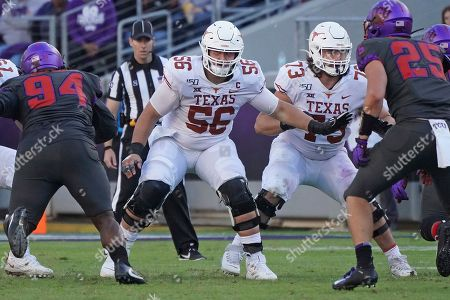 Editorial image of Texas TCU Football, Fort Worth, USA - 26 Oct 2019