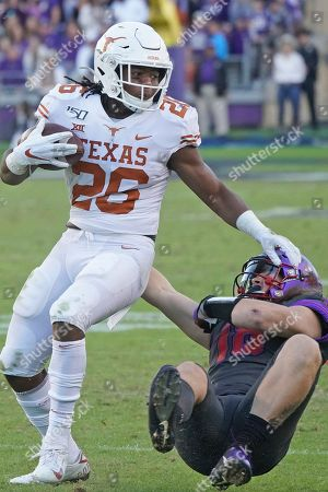 Editorial picture of Texas TCU Football, Fort Worth, USA - 26 Oct 2019