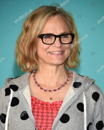 """Amy Sedaris attends the world premiere of Apple TV+'s """"The Morning Show"""" at David Geffen Hall at Lincoln Center on Monday, Oct. 28, in New York"""