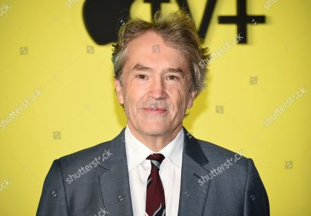 """Stock Image of Carter Burwell attends the world premiere of Apple TV+'s """"The Morning Show"""" at David Geffen Hall at Lincoln Center on Monday, Oct. 28, in New York"""