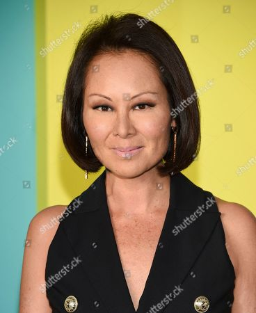 """Alina Cho attends the world premiere of Apple TV+'s """"The Morning Show"""" at David Geffen Hall at Lincoln Center on Monday, Oct. 28, in New York"""