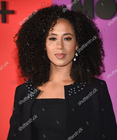 """Margot Bingham attends the world premiere of Apple TV+'s """"The Morning Show"""" at David Geffen Hall at Lincoln Center on Monday, Oct. 28, in New York"""