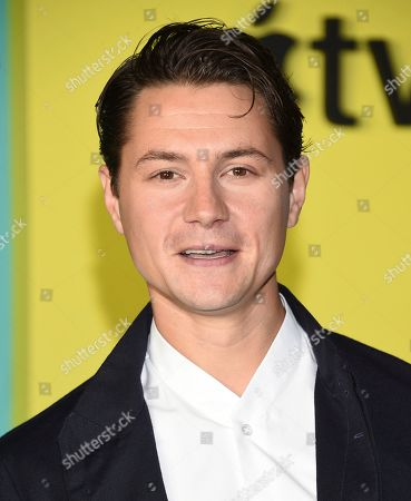 """Augustus Prew attends the world premiere of Apple TV+'s """"The Morning Show"""" at David Geffen Hall at Lincoln Center on Monday, Oct. 28, in New York"""
