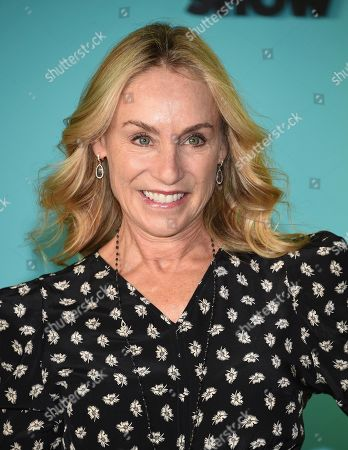 """Tracy Pollan attends the world premiere of Apple TV+'s """"The Morning Show"""" at David Geffen Hall at Lincoln Center on Monday, Oct. 28, in New York"""