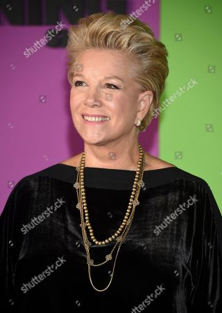"Joan Lunden attends the world premiere of Apple TV+'s ""The Morning Show"" at David Geffen Hall at Lincoln Center on Monday, Oct. 28, in New York"