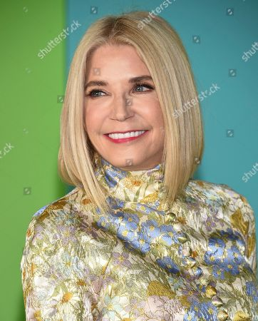 "Candace Bushnell attends the world premiere of Apple TV+'s ""The Morning Show"" at David Geffen Hall at Lincoln Center on Monday, Oct. 28, in New York"