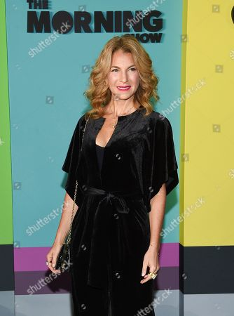 """Jessica Seinfeld attends the world premiere of Apple TV+'s """"The Morning Show"""" at David Geffen Hall at Lincoln Center on Monday, Oct. 28, in New York"""