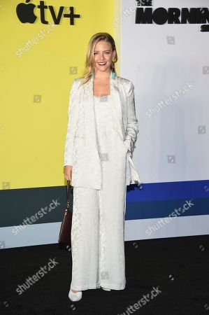 """Helene Yorke attends the world premiere of Apple TV+'s """"The Morning Show"""" at David Geffen Hall at Lincoln Center on Monday, Oct. 28, in New York"""