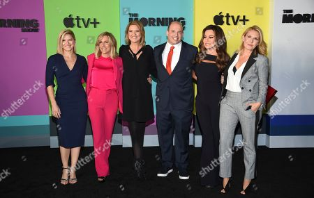 "Editorial picture of World Premiere of Apple's ""The Morning Show"", New York, USA - 28 Oct 2019"